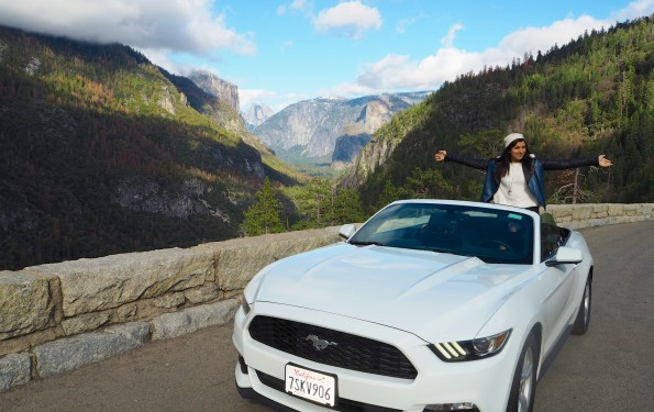 Bonnie-The-Style-Traveller-Mustang-road-trip