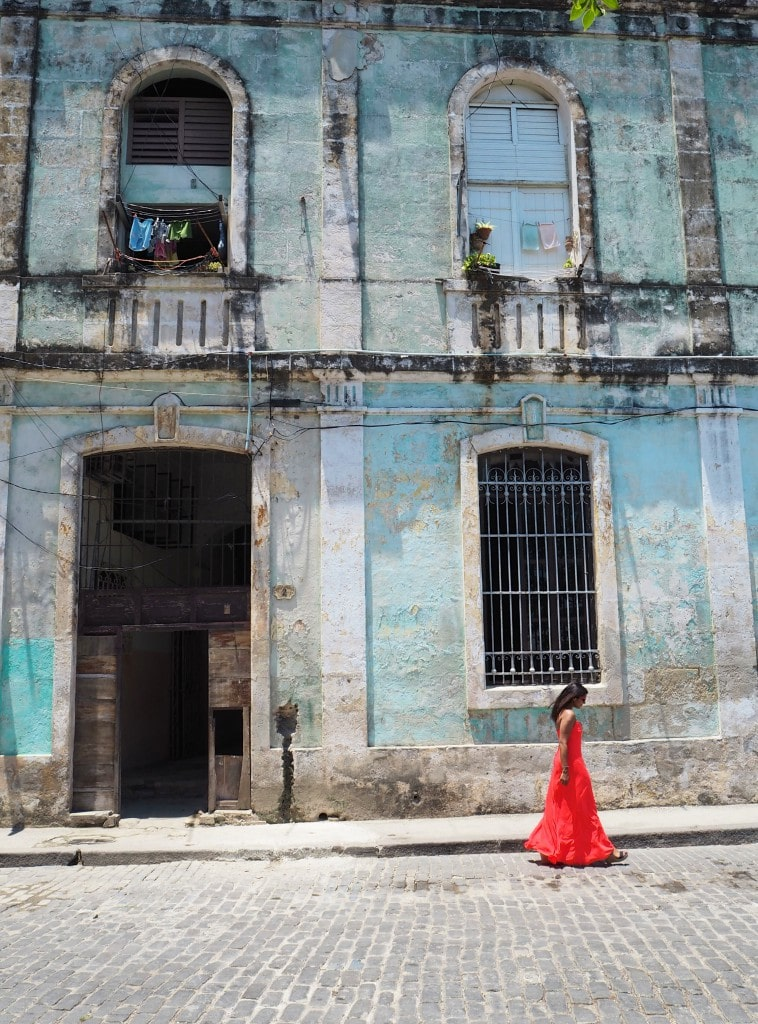 The Style Traveller Bonnie Rakhit Cuba fashion special