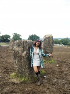 Stone Circle Glastonbury