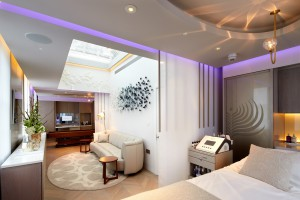 Elemis Day Spa London treatment room