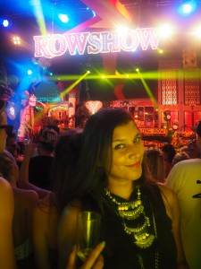 Elrow Space the style Traveller