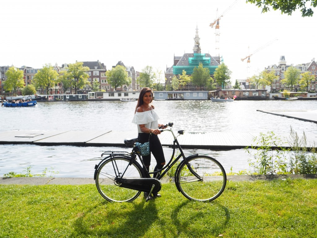 canal view Amsterdam The Style Traveller Bonnie