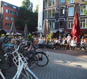 Pijp area bars in amsterdam