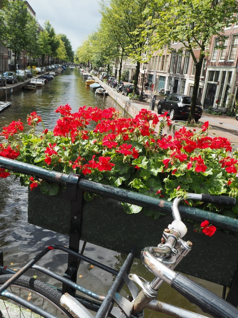 canal view Amsterdam The Style Traveller