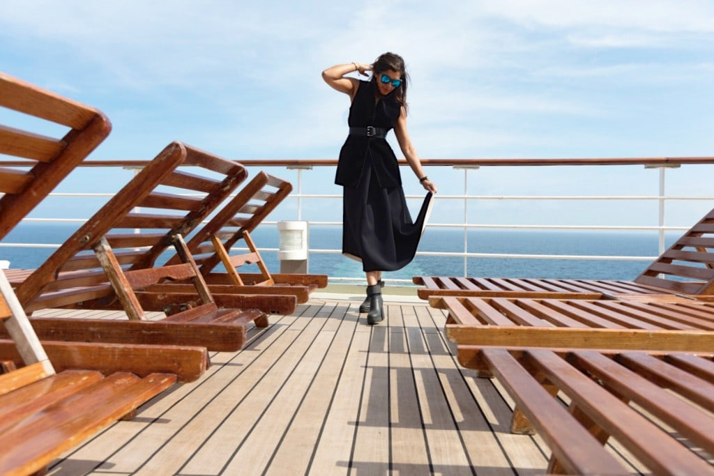 the style traveller cruise fashion
