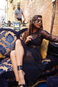 The Style Traveller what to wear in venice dress