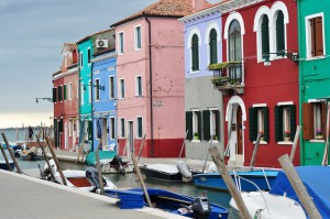 Burano italy beautiful places