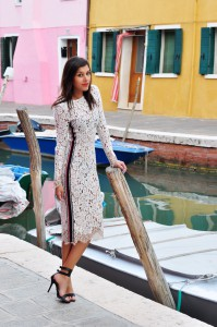 the style traveller Burano fashion
