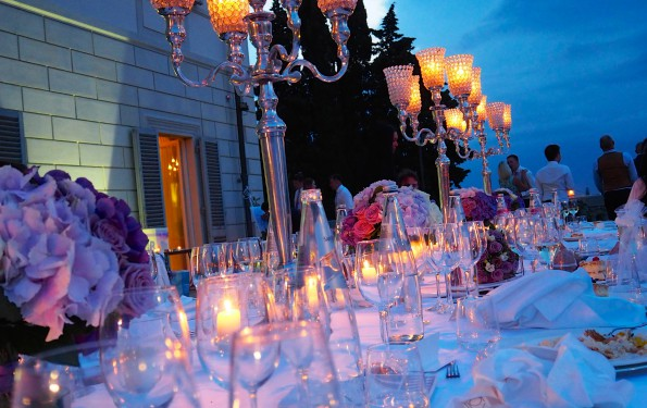 The wedding feast in Florence