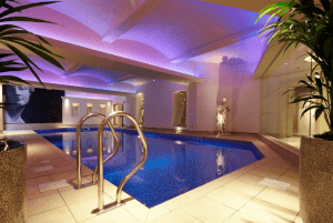 The Grand hotel york swimming pool spa