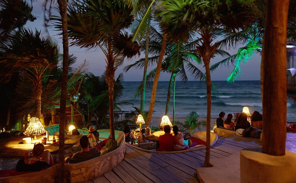 Cool Bars And Clubs Papaya Tulum