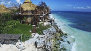 Azulik boutique hotels Tulum