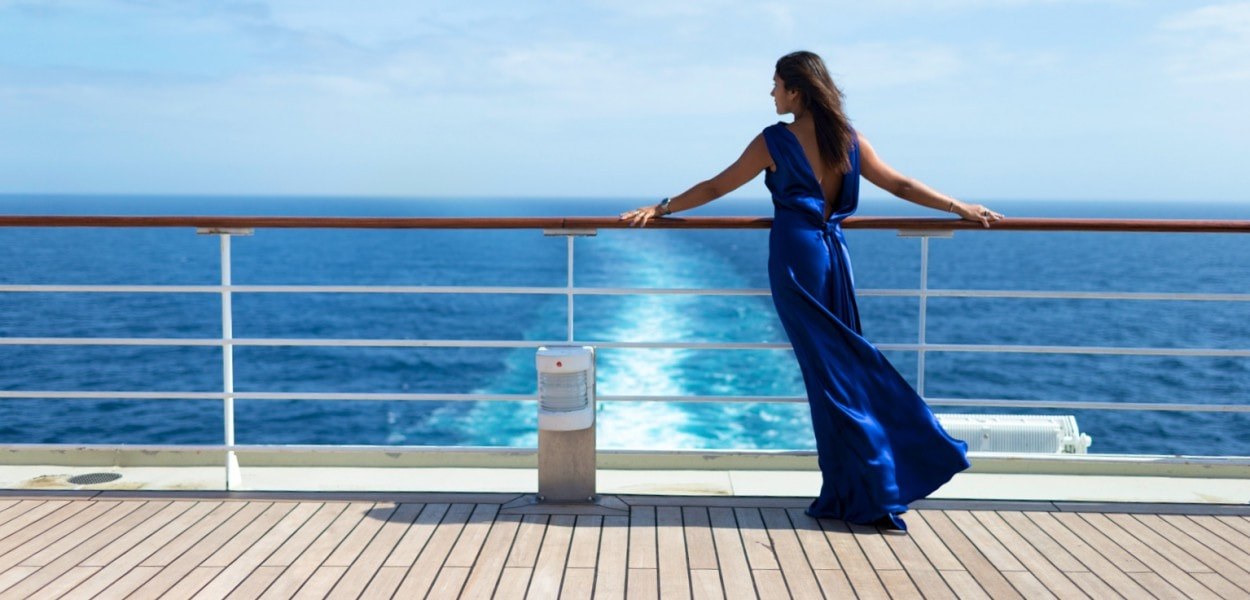 What to wear on the worlds most luxurious cruise?