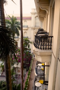 The grand chic hotels in India