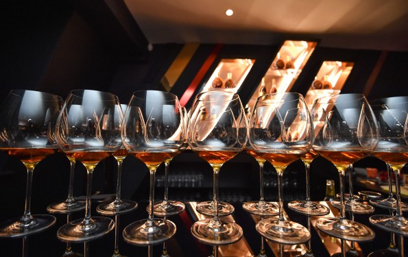 Hosting a London Fashion Week Party with Remy Martin