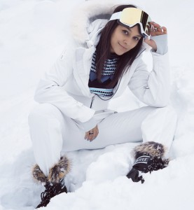 Skiing outfit inspiration what to wear on the slopes
