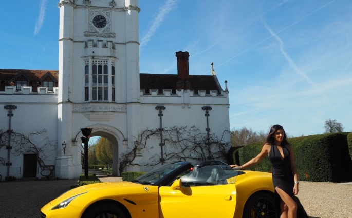 Ferrari Weekend part 2: Danesfield House