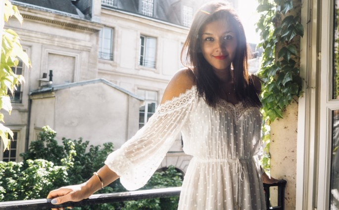 bonnie Rakhit Style Traveller where to stay in Paris Pavillon de la reine