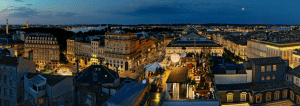 weekend mini break france bordeaux grand eurostar