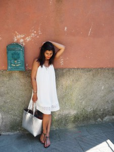 What to wear in Cinque Terre Italy