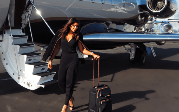 Flight Club - The New Uber for Private Jets and Ted Baker's New Air Wear!