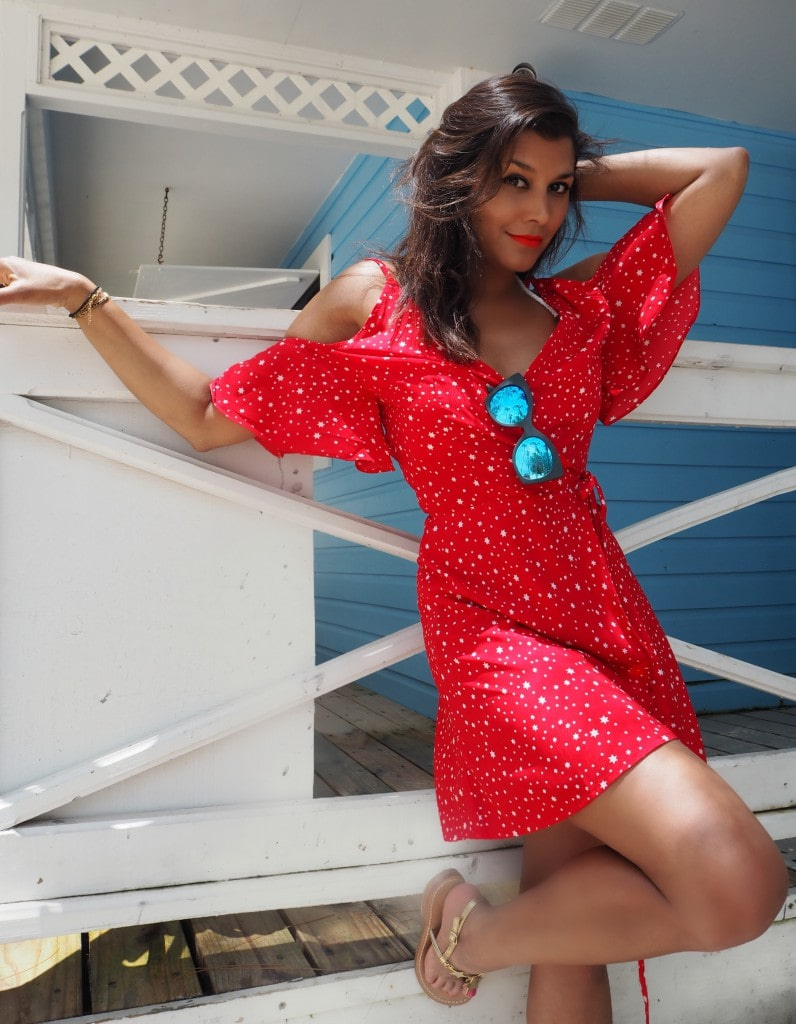 Bonnie rakhit The style Traveller Cayman Islands what to wear in the caribbean fashion