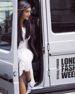 somerset house the style traveller silk fred mercedes london fashion week