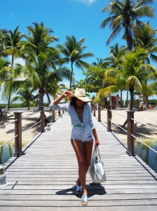 Bonnie rakhit The style Travellerwhat to wear in the Caribbean