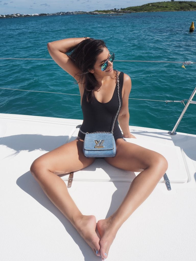 swimsuit and what to wear in the caribbean bonnie Rakhit