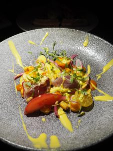 Red-rooster-ceviche-dinner-the-curtain-shoreditch