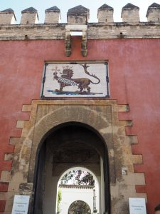 game of thrones locations alcazar palace where is Dorne
