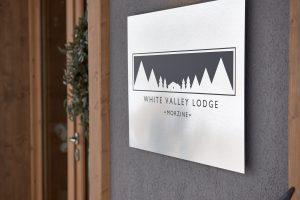 The white valley company luxury chalet