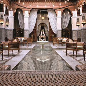 4 royal mansour bonnie rakhit most expensive hotel in marrakech