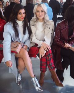 London-fashion-week-Bonnie-Rakhit-style-traveller-and-in-the-frow