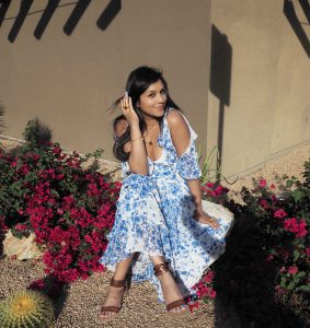 Bonnie Rakhit The style traveller in Palm springs what to do where to sleep