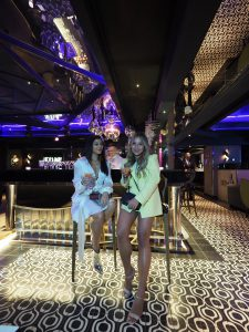 nobu marbella hotel best restaurants spain club la suite squad goals Bonnie Rakhit & Miss Gunner