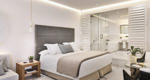 nobu marbella bedroom