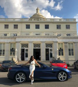 A Luxury Girls Weekend & Goodwood Getaway with Ferrari