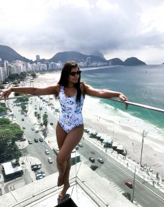 best rooftop pool at Miramar by Windsor Rio de Janeiro Brazil Bonnie rakhit style traveller