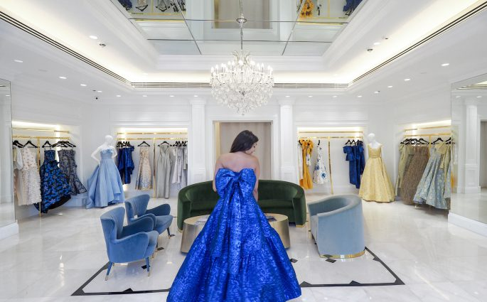 Bambah dubai altrenative shopping guide best ball gowns beautiful dress shops