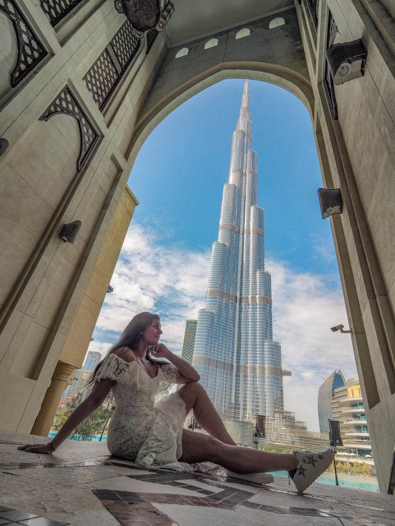The Alternative Shopping Guide to Dubai Bonnie Rakht Burj Khalifa