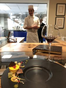 chefs table turnberry scotland