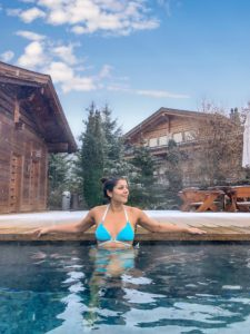 Six Senses Spa The Alpina Hotel gstaad Bonnie Rakhit