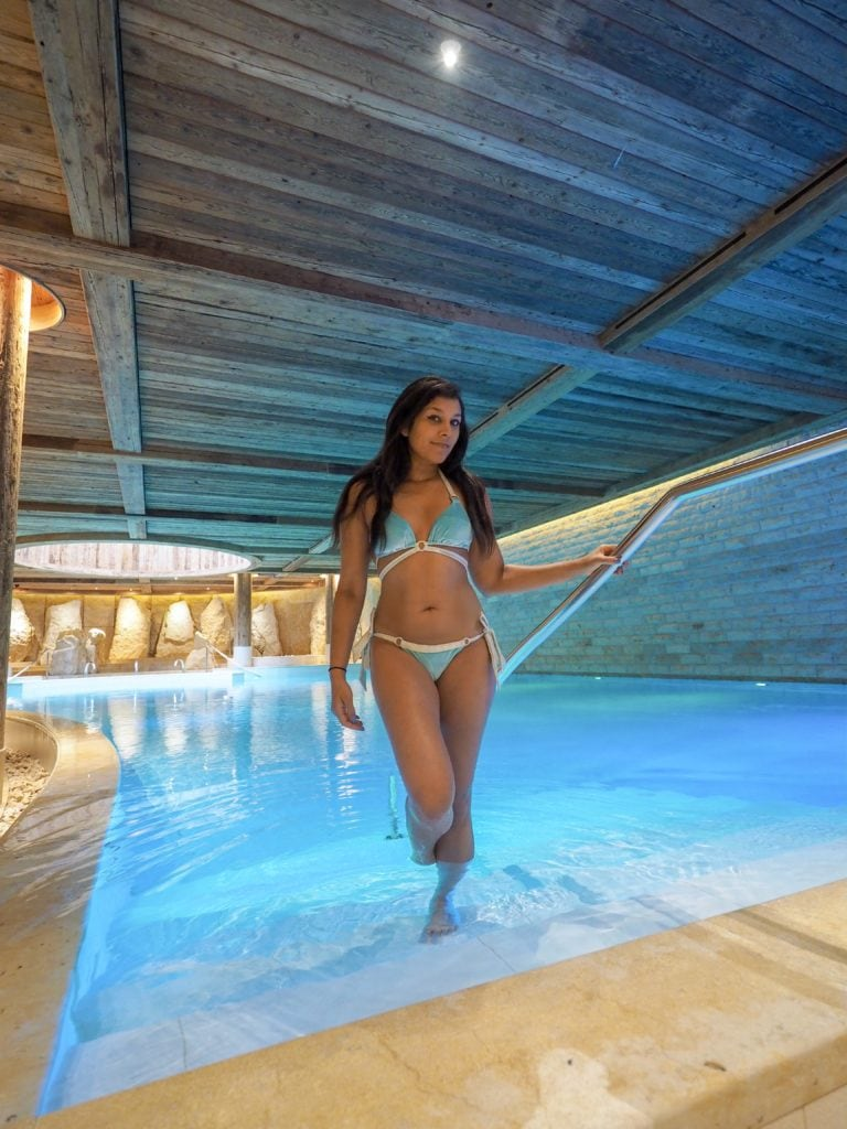 Six Senses Spa The Alpina Hotel gstaad Bonnie Rakhit best spas switzerland