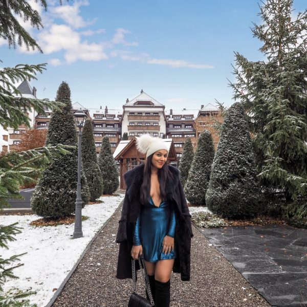 The Alpina Gstaad - Madonna's £17,000 A Night Ski Hotel Bonnie Rakhit