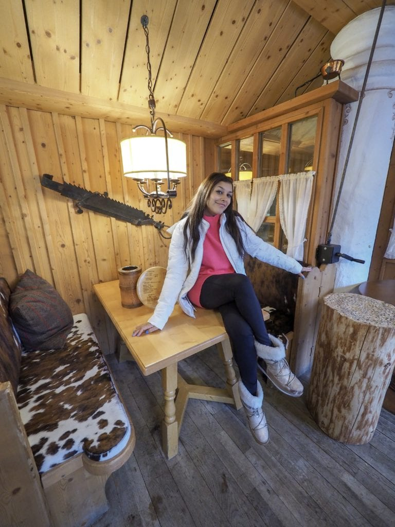 Bonnie Rakhit style traveller, family ski holiday best restaurants