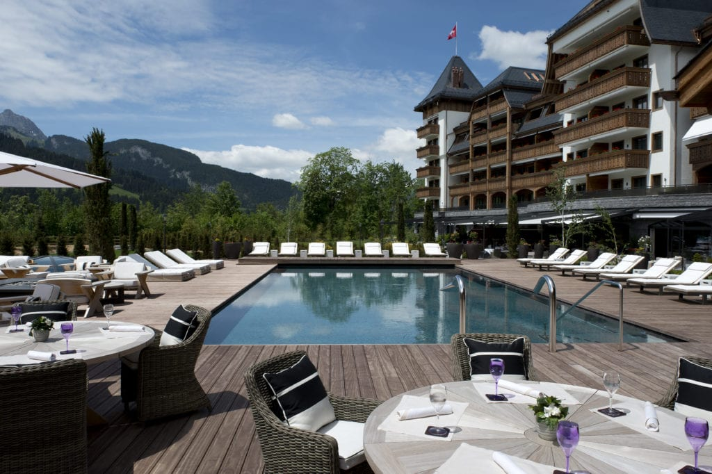 Six Senses Spa The Alpina Hotel gstaad