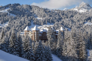 The Alpina Gstaad - Madonna's £17,000 A Night Ski Hotel winter
