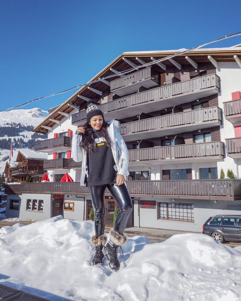 Experimental Chalet, Verbier The Coolest New Hotel in The Alps Bonnie Rakhit