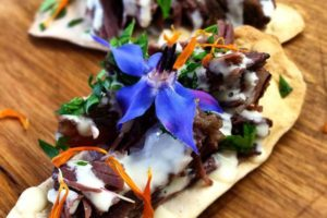 eat live drive Melissa helmsley BMWi sustainable restaurants guide native London foraging food